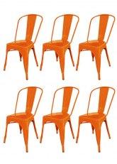 Set N° 61 SP - Tono Naranja