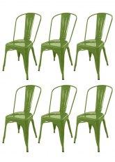 Set N° 61 SP - Tono Verde Claro
