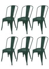 Set N° 61 SP - Tono Verde Oscuro