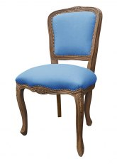 Silla Luis XV Provenzal - Don Blue