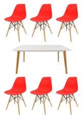 Set N° 24 - SE - Rojo