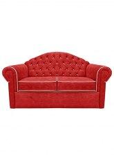 Sofa Cama Copenhague - Bari Rojo