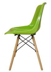 Silla Delfy - Verde Oliva