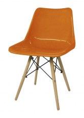 Silla Delfy - Naranja