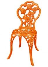 Silla Riveira - Tono Naranja