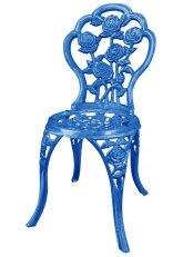 Silla Riveira - Tono Azul Claro