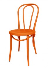 Silla Viena - Tono Naranja