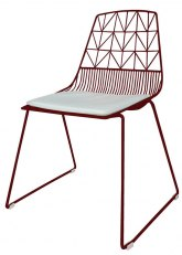 Silla Columbia - Tono Bordo