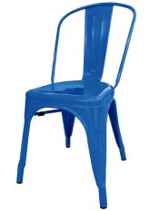 Silla Tolix - Tono Azul Claro