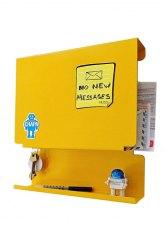 Organizador Folder - Amarillo