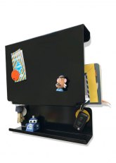 Organizador Folder - Negro