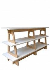 Mueble Lino III - Blanco
