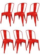 Set N° 61 - Tono Rojo