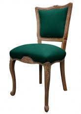 Silla Luis XV Flor - Don Verde Ingles