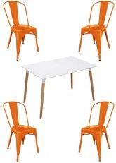 Set N° 27 - Tono Naranja