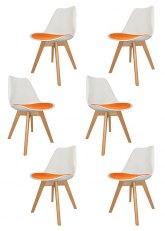 Set N° 211 - Tapizado Naranja