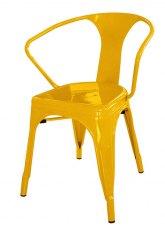 Sillon Tolix - Tono Amarillo