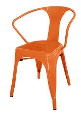 Sillon Tolix - Tono Naranja