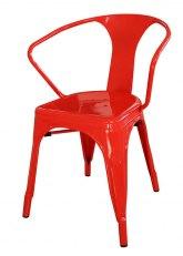 Sillon Tolix - Tono Rojo
