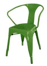 Sillon Tolix - Tono Verde Claro