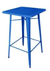 Mesa Alta Tolix 60 - Tono Azul Claro