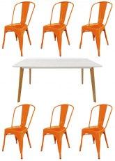 Set N° 28 - Tono Naranja