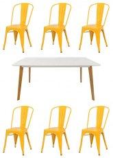 Set N° 28 - Tono Amarillo