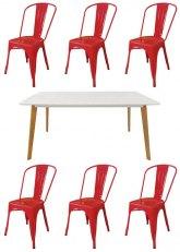 Set N° 28 - Tono Rojo