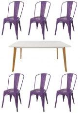 Set N° 28 - Tono Violeta