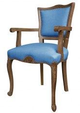Sillón Luis XV Flor - Don Blue