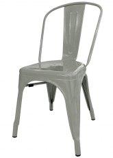 Silla Tolix Especial - Tono Plata Viejo Texturado