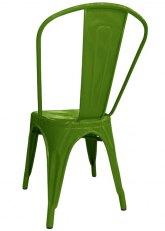 Silla Tolix Especial - Tono Verde Claro