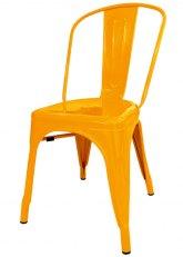 Silla Tolix Especial - Tono Amarillo