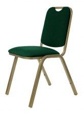Silla Classic - Tapizado Verde Ingles