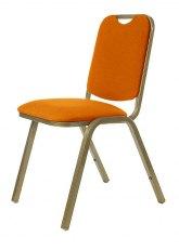 Silla Classic - Tapizado Naranja