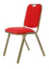 Silla Classic - Tapizado Rojo