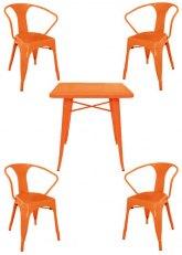 Set N° 30 - Tono Naranja