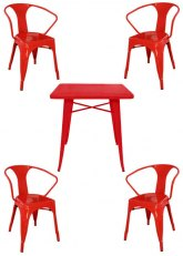 Set N° 30 - Tono Rojo