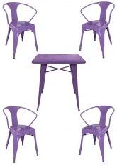 Set N° 30 - Tono Violeta