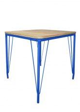Mesa Lennox 70 - Tono Azul Claro