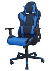 Sillón Pro Gamer Legend - Negro con Azul