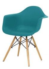 Sillón Eames - SO - Azul Oceano