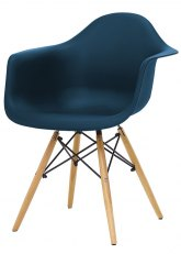 Sillón Eames - SO - Azul Navy