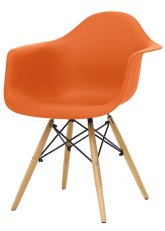 Sillón Eames - SO - Naranja