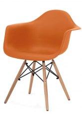 Sillón Eames - SO - Naranja