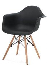 Sillón Eames - SO - Negro