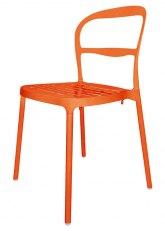 Silla Paris - Tono Naranja
