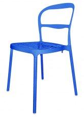 Silla Paris - Tono Azul Claro