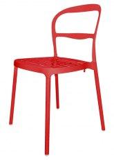 Silla Paris - Tono Rojo