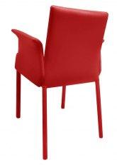 Sillon Onyx - Tapizado Rojo